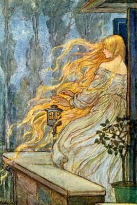 Rapunzel - Emma Florence Harrison - c. 1914