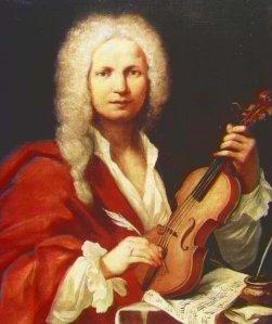 Portrait said to be of Antonio Vivaldi by François Morellon de La Cave, 1723