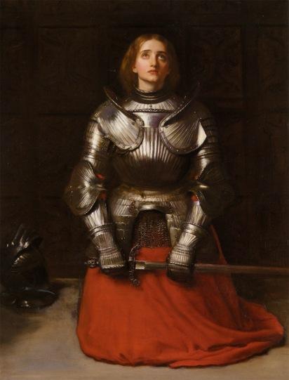 John Everett Millais, Joan of Arc