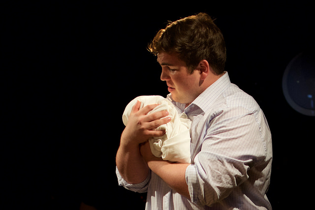 Belongings tenor and baby