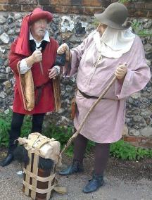 PEDLAR OF SWAFFHAM Alan Bolton and Tim Hall - Styward and John Chapman